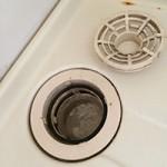 洗濯機置き場のトラップ 防臭パイプ無