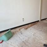 床補修の写真